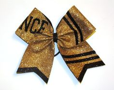 Personalized Elite Custom Cheer Bow by elitesparklecheerbow Cheerleading Hair Bows, Custom Cheer Bows, Little Diva, Boutique Hair Bows, Sparkles Glitter, Haiti, Princess, Unique Jewelry, Handmade Gifts