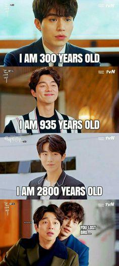 50 New Ideas funny memes faces god Korean Drama Funny, Korean Drama Quotes, Korean Drama Movies, Korean Dramas, Korean Actors, Kdrama Memes, Funny Kpop Memes, Funny Quotes, Goblin Kdrama Funny