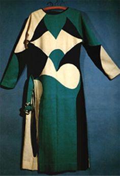Giacomo Balla, Futurism Art, Fashion Art, Vintage Fashion, Fashion Gone Rouge, Vintage Wardrobe, E Design, Graphic Design, Asymmetrical Dress