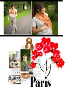 Casual chic. Maternity styles at Mychicbump.com