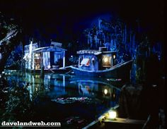 Inside Pirates of the Caribbean - Disneyland---Will DEFINITELY be doing this for hubby & son