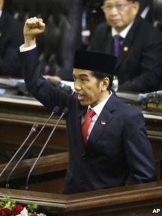 Indonesia Sambut Presiden Baru
