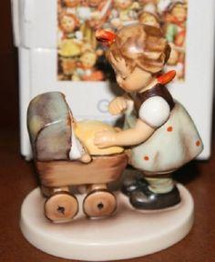 Hummel Figurine Morning Stroll | Hummel Figurines Sale