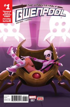 Marvel's Giveaway Digital Comics For Tomorrow – Gwenpool, Deadpool And Wolverine Ms Marvel, Marvel Dc Comics, Marvel Women, Marvel Girls, Marvel Heroes, Marvel Characters, Fictional Characters, Dr Strange, Dr Stephen Strange