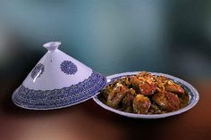 M'rouzia ( a lamb dish usually cooked in a tagine)