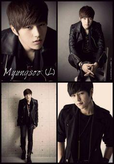 Infinite L ♥ Kim Myung-Soo