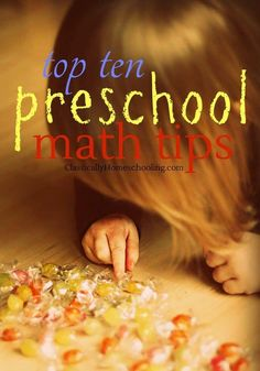As I'm teaching my child preschool math, I'm reminded that teaching preschool math can be frustrating or it can be a blast. Homeschool Preschool Curriculum, Homeschool High School, Preschool Math, Math Activities, Homeschooling, Preschool Activities, Preschool Education, Alphabet, Freebies