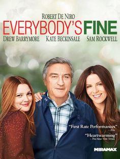 Amazon.com: Everybody's Fine: Robert De Niro, Drew Barrymore, Kate Beckinsale, Sam Rockwell: Amazon Digital Services , Inc.