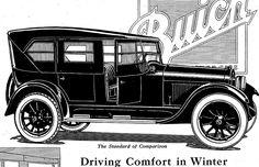 1923 Buick ad
