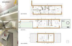 long narrow house plans - Hľadať Googlom