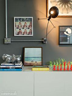 Apartamento de 90 m² ganhou ofurô na reforma de 5 meses - Casa