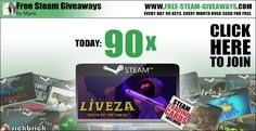 Free Steam Keys 90x Liveza Death of the Earth http://www.free-steam-giveaways.com/free-steam-keys-90x-liveza-death-of-the-earth/