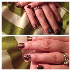 Caviar Fade Nails