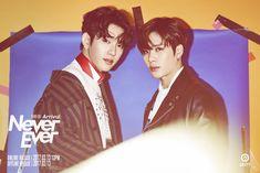 GOT7 <FLIGHT LOG : ARRIVAL> TEASER IMAGE - Jinyoung & Jackson