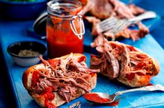 Slimming World's slow cooked pulled pork is succulent and tender and well worth the wait when cooked for a long time in your slow cooker. This delicious recipe serves 4 people and will take around 8hrs to cook.