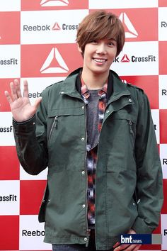 Park Jung Min @ Reebox Global Launch Campaing [03072012] (11 fotos)