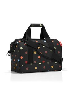 reisenthel® allrounder M dots: This sports bag is a real all-rounder. Can also be used as hand luggage.
