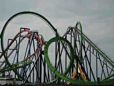 1000 Images About Roller Coaster On Pinterest Six Flags
