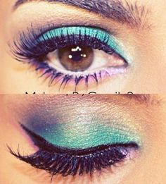 love the colors! swimming roulette ideas