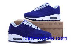 new concept 5b983 ff83b Comprar barato hombre Nike Air Max Zapatillas (colorblanco,azul) en linea  en Espana.