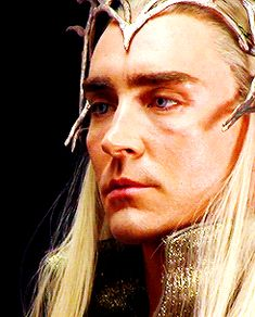 I think Thranduil is as majestic as Thorin.