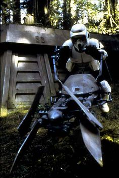 Star Wars: Episodio VI - El retorno del Jedi : Foto Richard Marquand