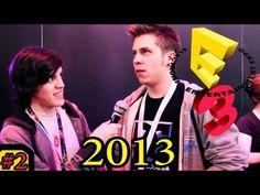 E3 2013 (P2) - EL RUBIUS, DESAFÍO CON TN TECNO Y TOBY DANCE - En Español - ALFREDITOGAMES
