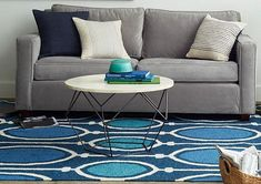 Faceted DIY Coffee Table ideas