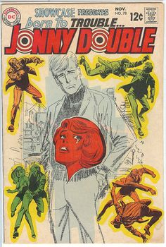 Showcase Vol 1 78 Silver Age Comic Book.  FN. by RubbersuitStudios #showcasecomics #comicbooks #silveragecomics