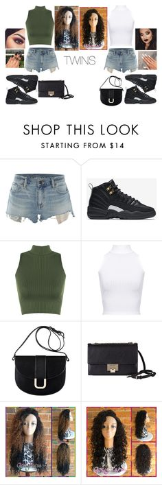 """Dirty Little Sercets"" by little-lost-girl ❤ liked on Polyvore featuring Denim & Supply by Ralph Lauren, NIKE, WearAll, A.P.C. and Jimmy Choo"
