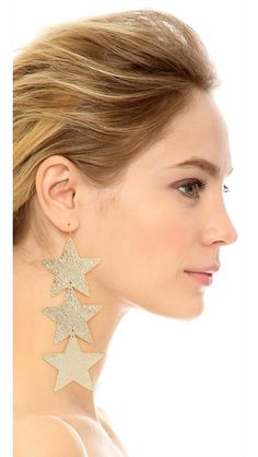 Adia Kibur Ivy Star Earrings