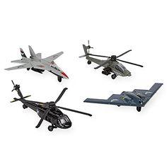 True Heroes Sentinel 1 Diecast Sky Wings - 4 Pack Unbranded…