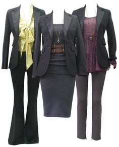 How to Wear a Blazer by CAbi | cable car couture image consultingcable car couture image consulting