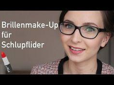 Augen Make Up Gleitsichtbrille - Make-Up und Tattoo Beauty Make Up, Beauty Care, Diy Beauty, Beauty Hacks, Eye Makeup, Makeup Tips, Makeup Hacks, Eyeliner, Eyeshadow