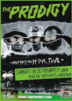 The Prodigy Live in Thessaloniki (2010)
