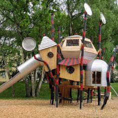 zero landscaping ideas | Playrope Playground Equipment | Outdoor Playground Equipment Suppliers ...