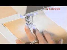 Singer Dikiş Makinaları - EĞİTİM VİDEOLARINasıl Kullanılır