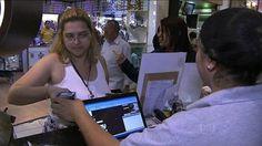 Jornal Nacional - Juros do cartão de crédito são os mais altos em 14 anos
