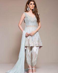 Perfect heavy formal ! For Orders Please Contect Watsapp/Viber 00923244454443 #WeddingOutfits #FormalWear #eveningwear #heavyformals #latestfashion #ZardosiWork #MadeinPakistan
