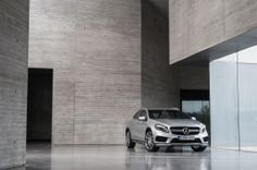 Sytner's Resident Stig Takes a Drive in the New Mercedes-Benz GLA and Helps to Decipher Some Confusing Model Names. Daimler Ag, New Mercedes, Used Cars, Names, Model, Models, Template, Modeling