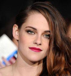 Kristen Stewart - Twilight screening - perfect hair and makeup