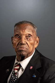 At 110 years old, Louisiana native Lawrence Brooks is proud of his service and says he would do it again.