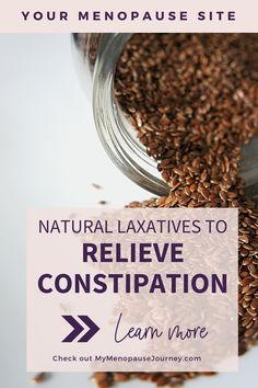 Natural Constipation Laxatives   Undeniably, constipation brings discomforts once it hits. But hey, it's just one thing to slay! There is a wide array of natural constipation laxatives and remedies to beat it! Try doing them at home and you'll be surprised at how effective they are! Natural Constipation Laxatives // Natural Laxatives for Constipation // Natural and Herbal Laxatives #NaturalConstipationLaxatives #NaturalLaxativesForConstipation #NaturalAndHerbalLaxatives Constipation Remedies, Natural Remedies For Menopause, Menopause Relief, Ayurvedic Herbs, Healthy Oils, Hormone Imbalance, Hormone Balancing, Slay