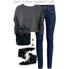 Teen Wolf - Liam Dunbar Inspired Outfit