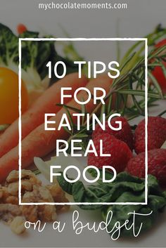 10 tips for eating r