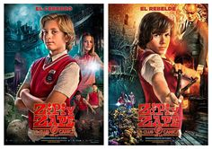 Zipi y zape Spanish Classroom, Club, 5sos, Movie Tv, Wonder Woman, Superhero, Movie Posters, Quelque Chose, Fictional Characters