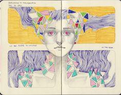 http://fatma-sketchbooking.tumblr.com