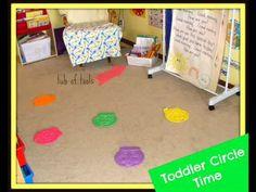 Toddler Circle Time 1