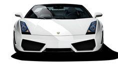 2004-2008 Lamborghini Gallardo AF-1 Wide Body Front Bumper Cover ( GFK ) - 2 Piece