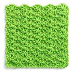 Gourmet Crochet: Variations on a Theme Square #6